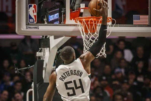Patrick Patterson LA Clippers