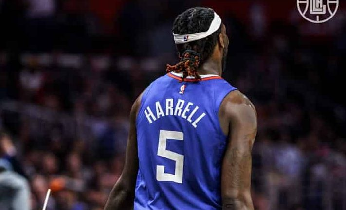 Due to family matter, Montrezl Harrell has departed Orlando bubble