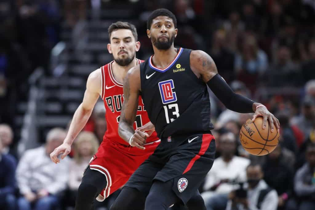 2019-20 LA Clippers Check-In: Paul George