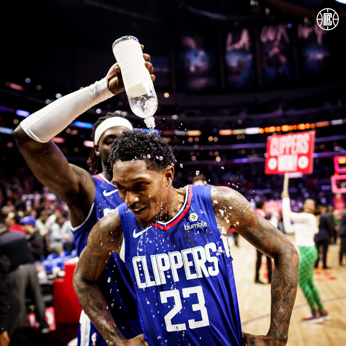 Clippers Trade Lou Williams for Rajon Rondo