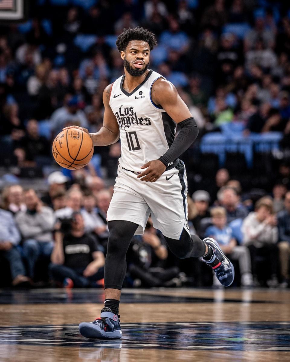 Report: Clippers Trade Derrick Walton Jr. to Hawks