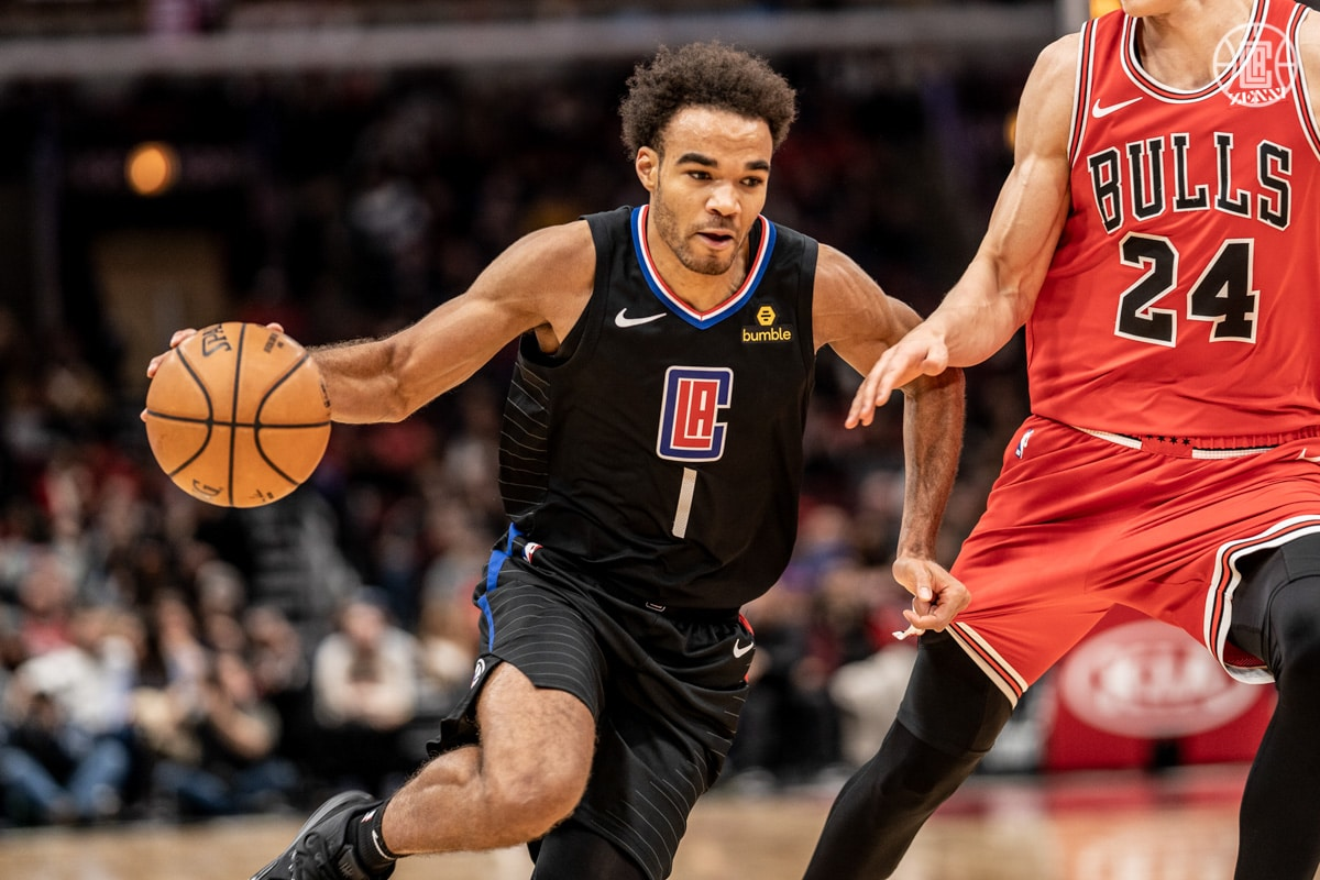Report: Wizards interested in Clippers' Jerome Robinson