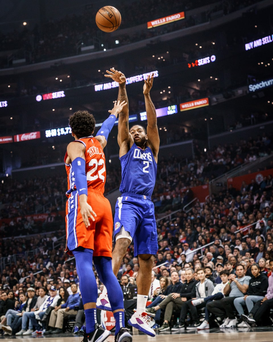 Clippers Overcome Shake Milton's Career Night, Beat Sixers 136-130