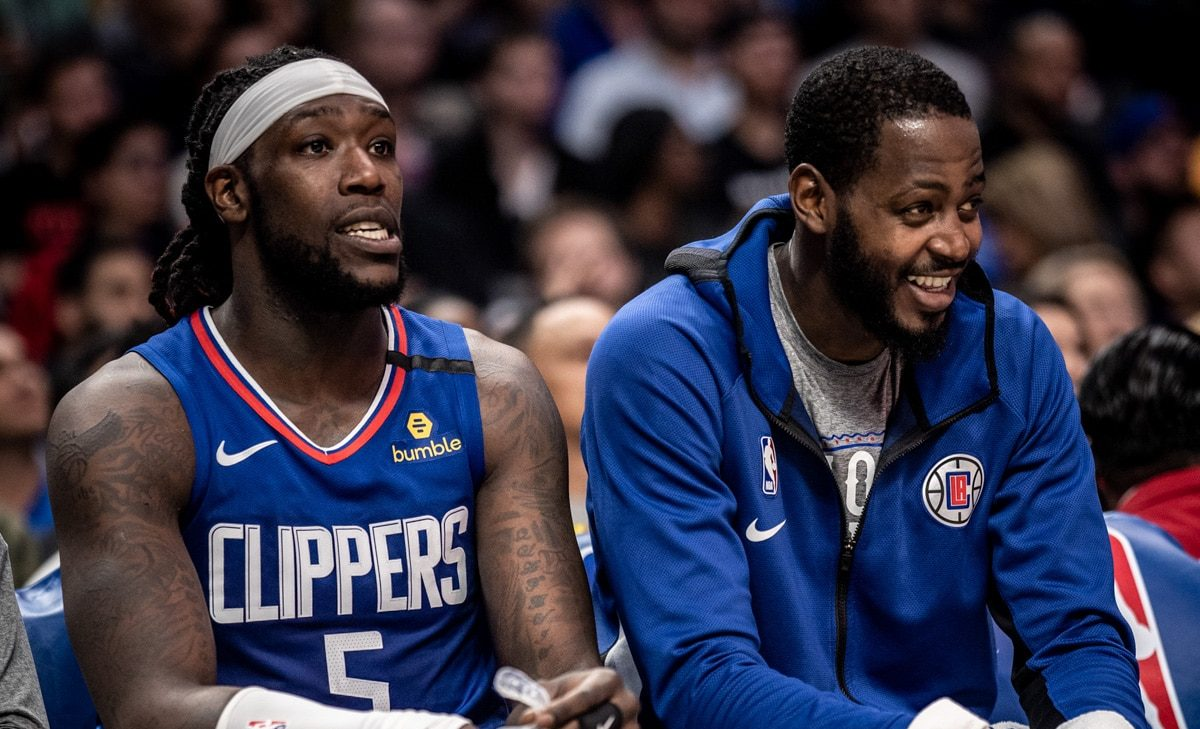 Clippers Lose Green, Harrell As Free Agency Opens