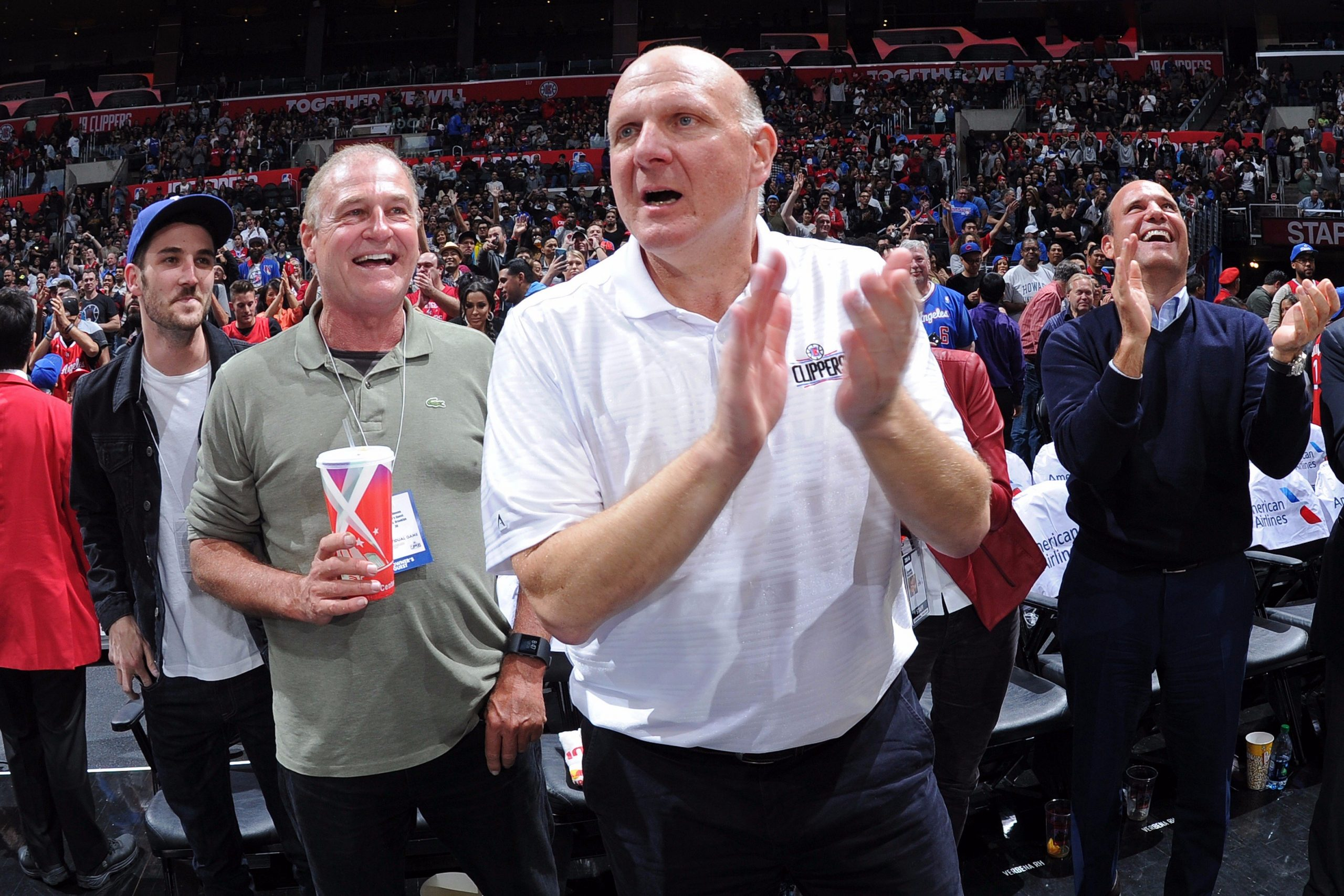 The Ballmer Era: How the NBA's Worst Franchise Became a Contender