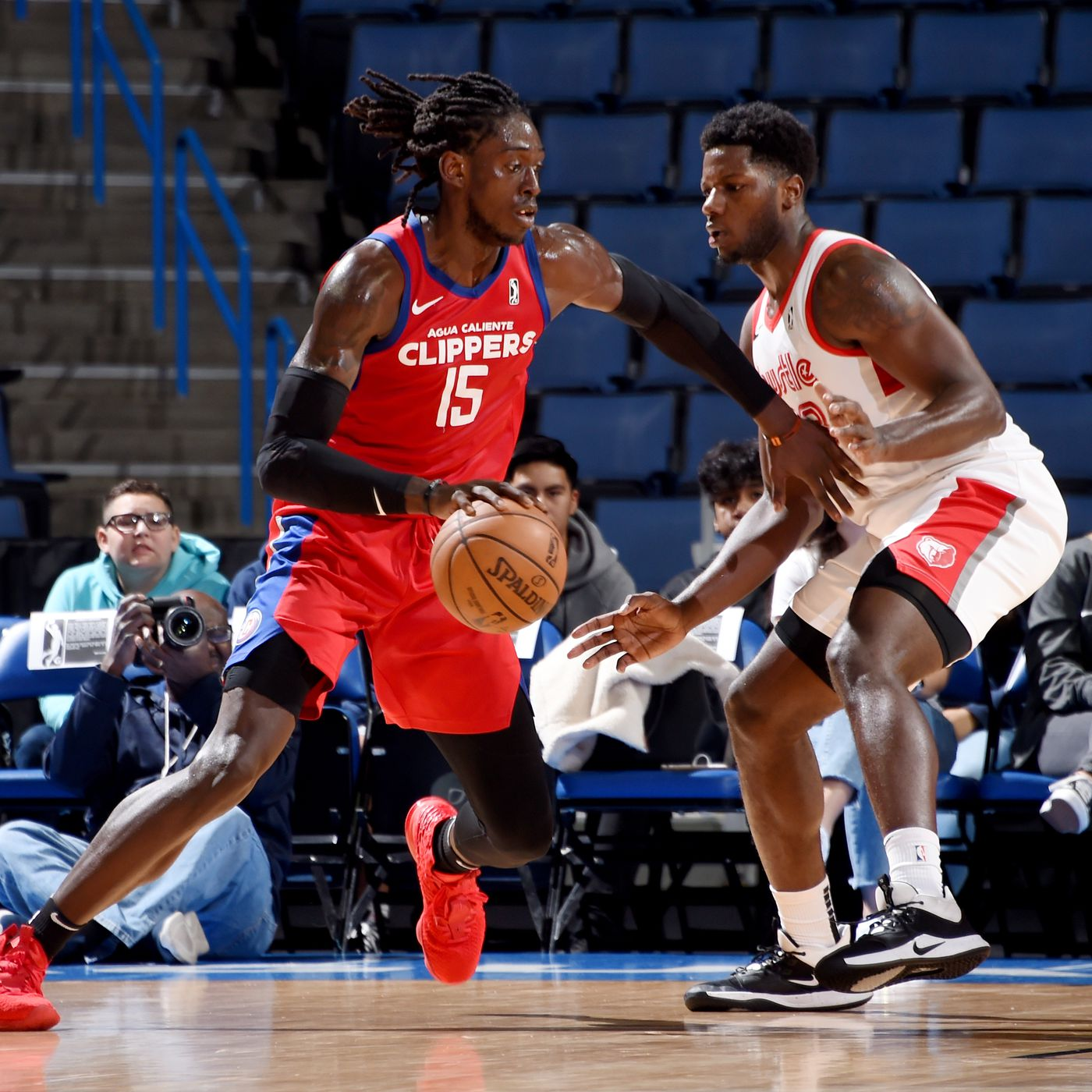 LA Clippers 2019-2020 Check-in: Johnathan Motley