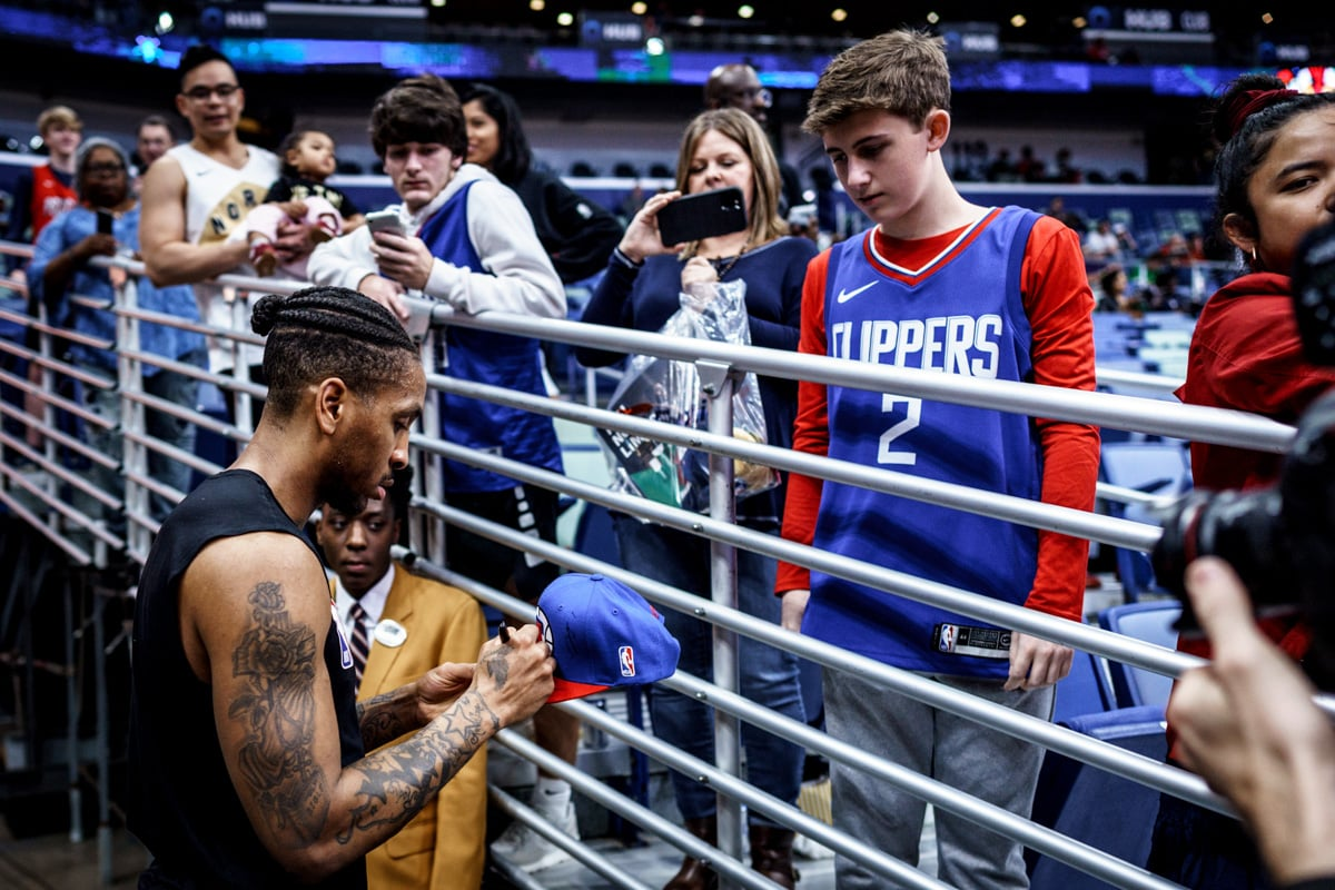 NBA Free Agency: Was the Clippers' Rodney McGruder contract a mistake last July?
