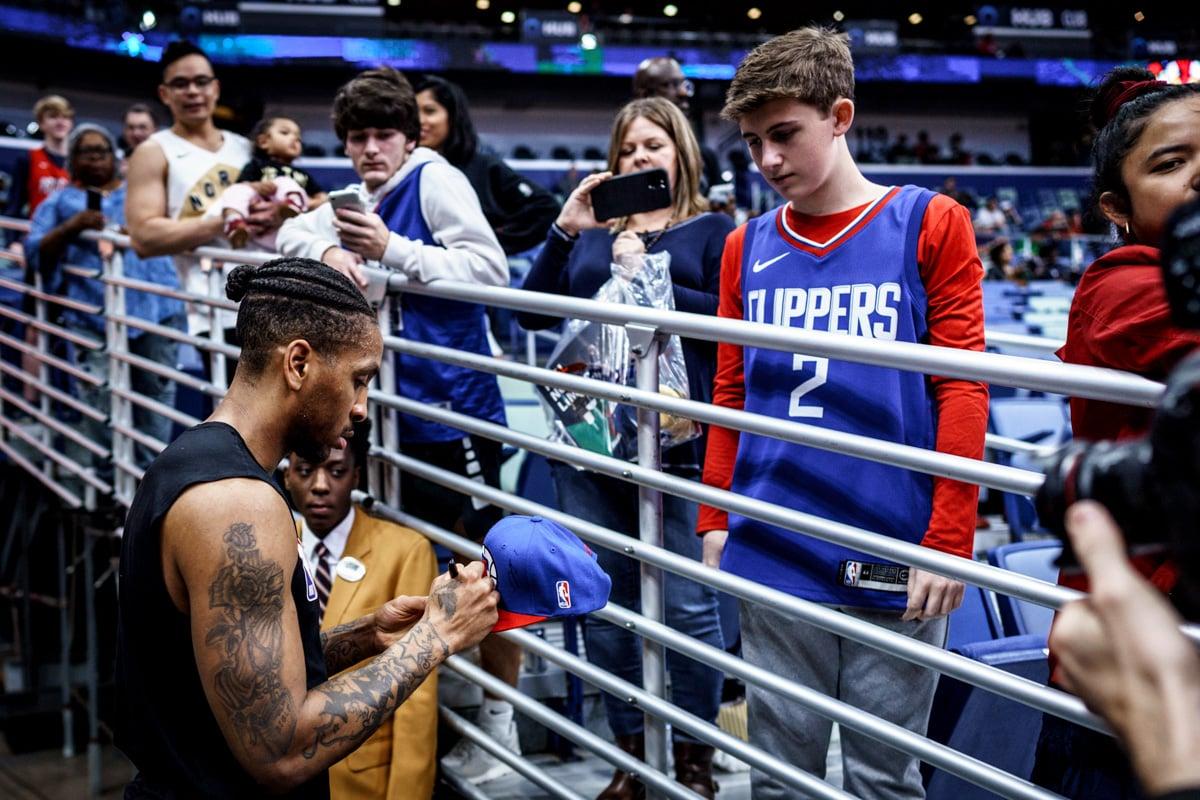 2019-20 LA Clippers Check-In: Rodney McGruder