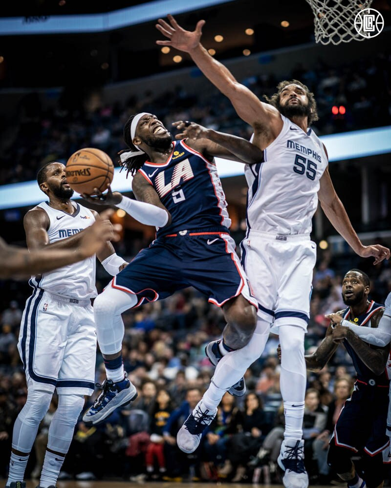 2019-2020 LA Clippers Player Preview: Joakim Noah