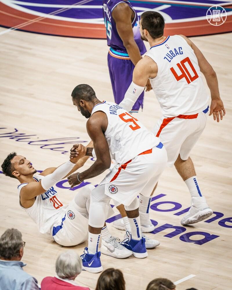 LA Clippers 2019-2020 Check-In: Patrick Patterson