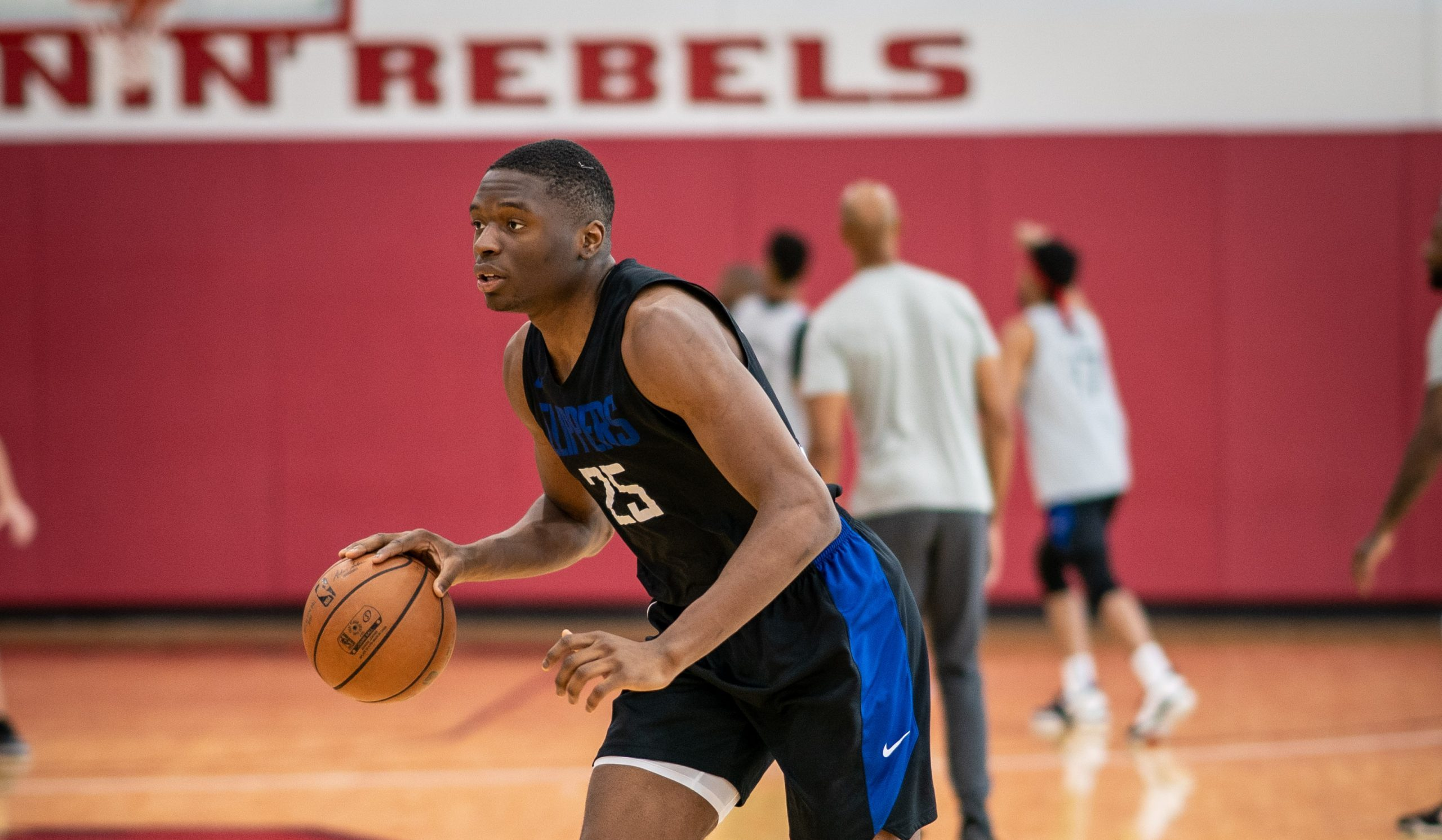 Clippers Trade Kabengele to Kings