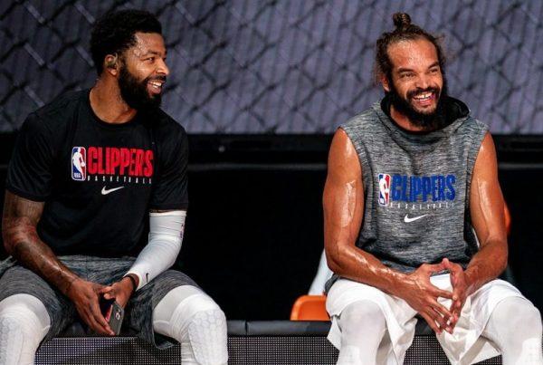 Marcus Morris Joakim Noah LA Clippers Orlando Bubble NBA