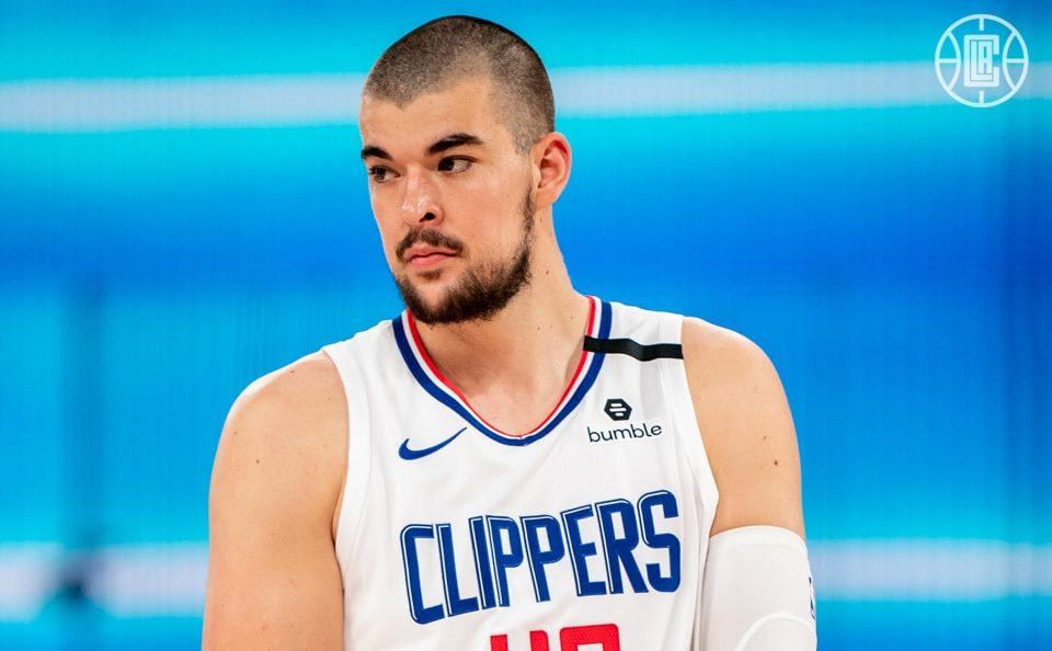 Clippers 2020 Exit Interview: Ivica Zubac