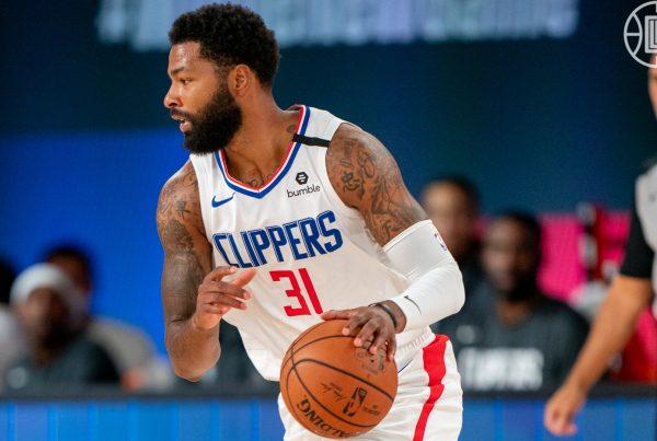 Marcus Morris LA Clippers