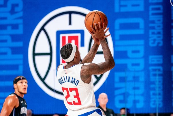 Lou Williams LA Clippers