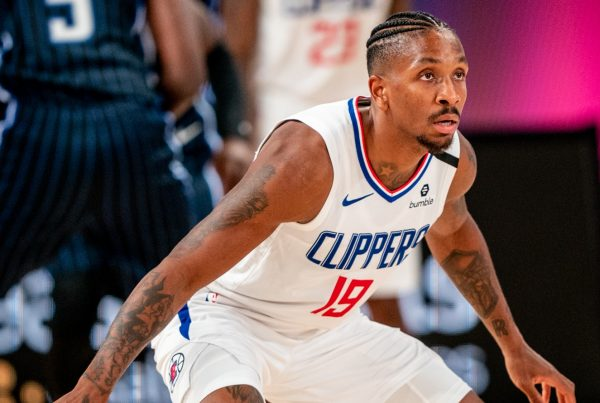 Rodney McGruder LA Clippers