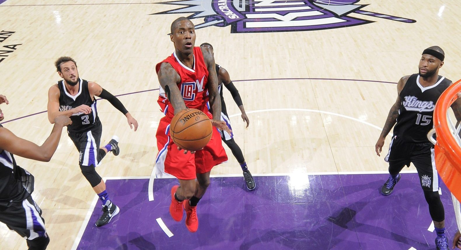 Former Clipper Jamal Crawford to Sign with Nets