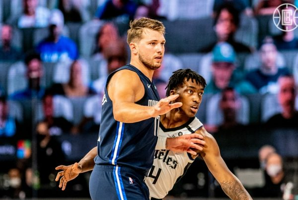 LA Clippers Dallas Mavericks Luka Doncic Terance Mann