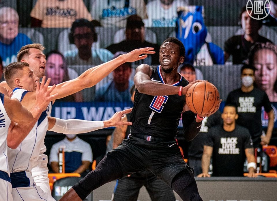 Clippers 2020-2021 Season Preview: Reggie Jackson