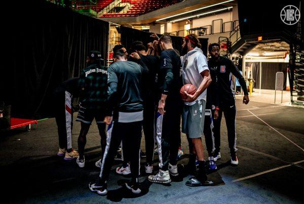 LA Clippers Dallas Mavericks Game 3
