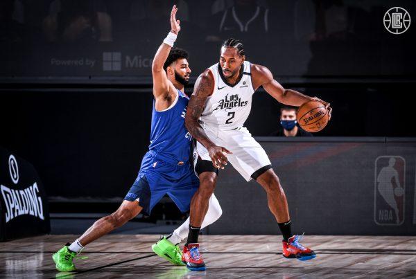 LA Clippers Denver Nuggets NBA Playoffs Jamal Murray Kawhi Leonard