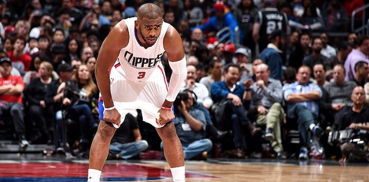 Rumor: Suns Targeting Paul, Clippers Could Get Involved