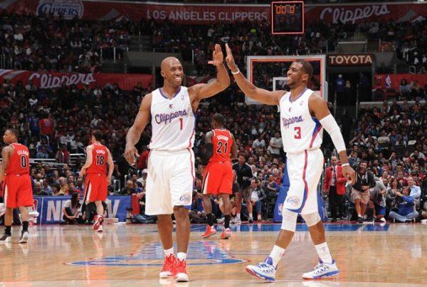 LA Clippers Chauncey Billups Chris Paul