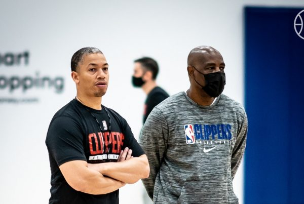 LA Clippers Ty Lue Larry Drew
