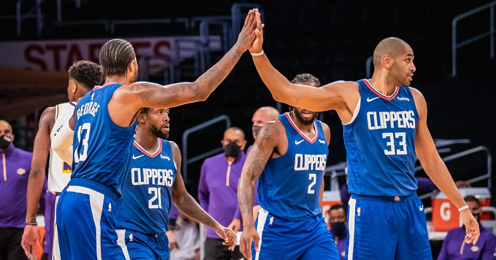 TLTJTP: Clippers Start the Season 2-1