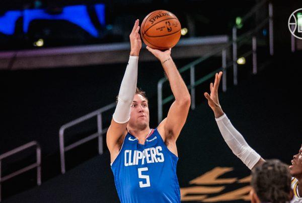 Luke Kennard LA Clippers