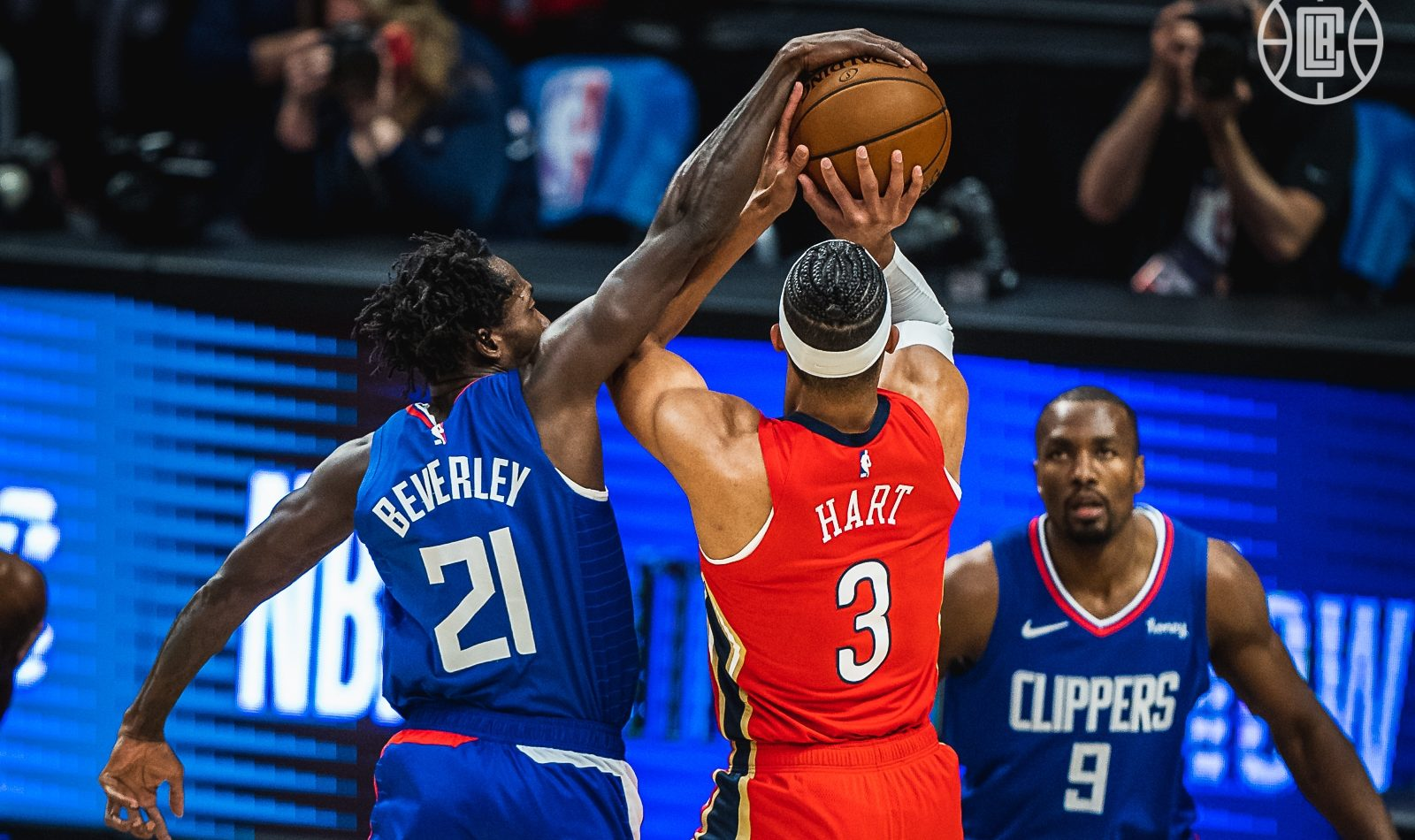 Clippers Fend Off Pelicans, 111-106 • 213hoops.com