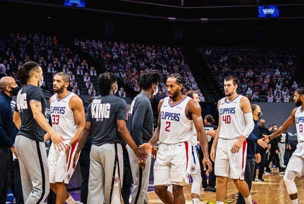 LA Clippers Sacramento Kings