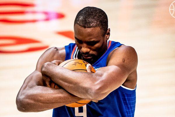 LA Clippers Serge Ibaka