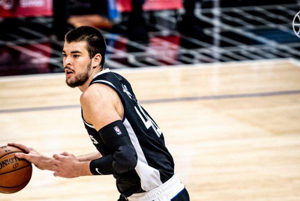 LA Clippers Ivica Zubac