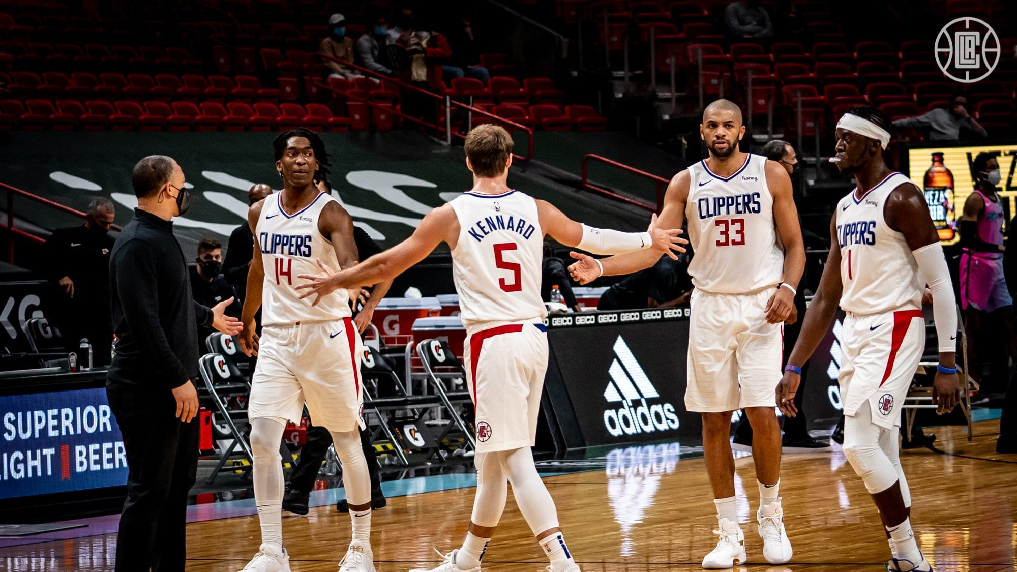 A Season's Worth of Clippers' Development Will Be Tested