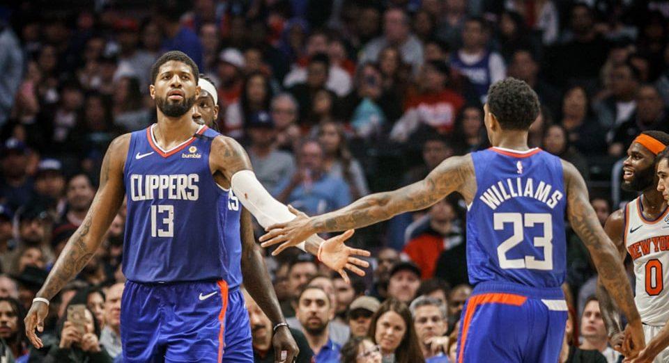 Clippers vs Knicks Player Grades