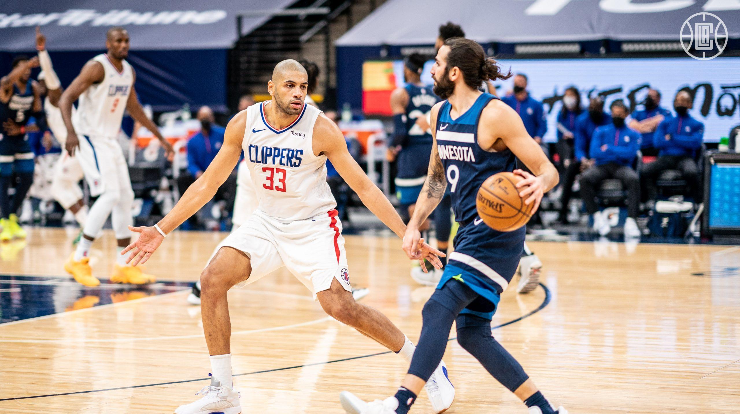 Clippers 2021-2022 Season Preview: Nic Batum