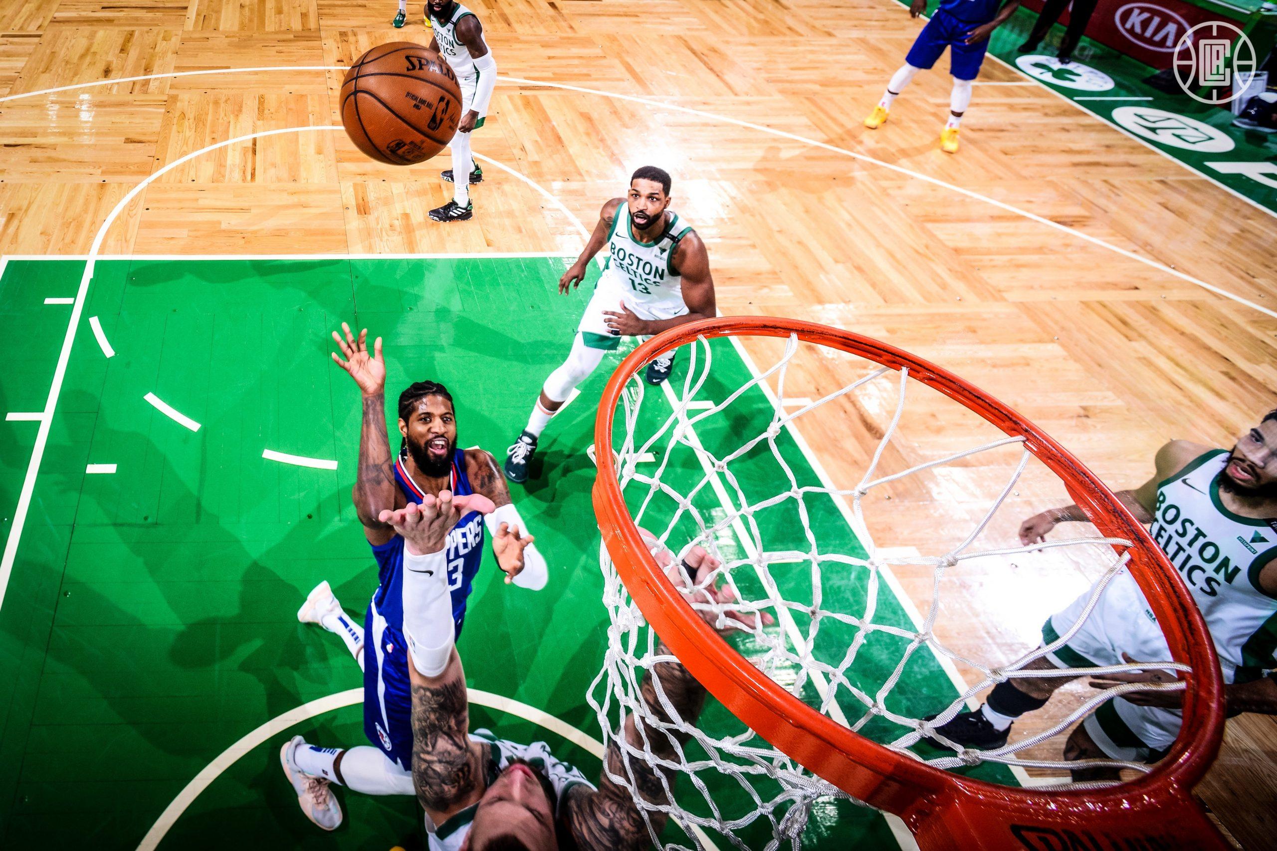 Clippers vs. Celtics Recap: Clips Fall Short, 112-117