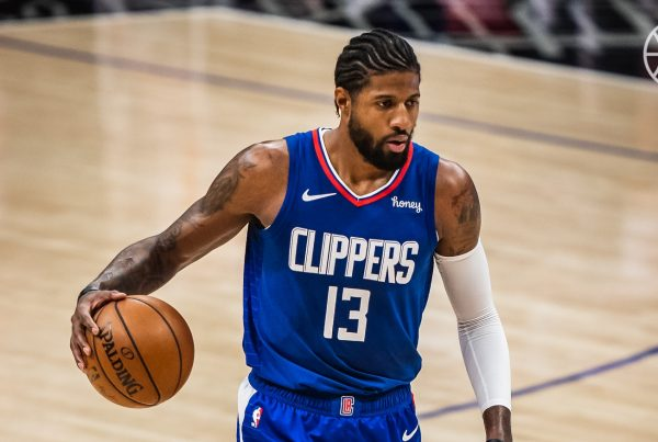 Clippers Paul George Trail Blazers