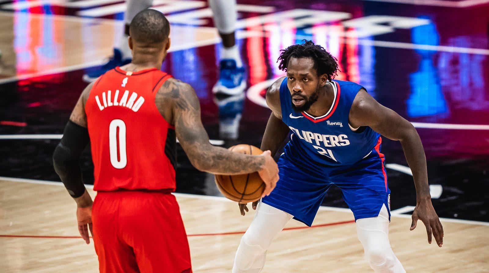 Clippers vs Blazers Player Grades