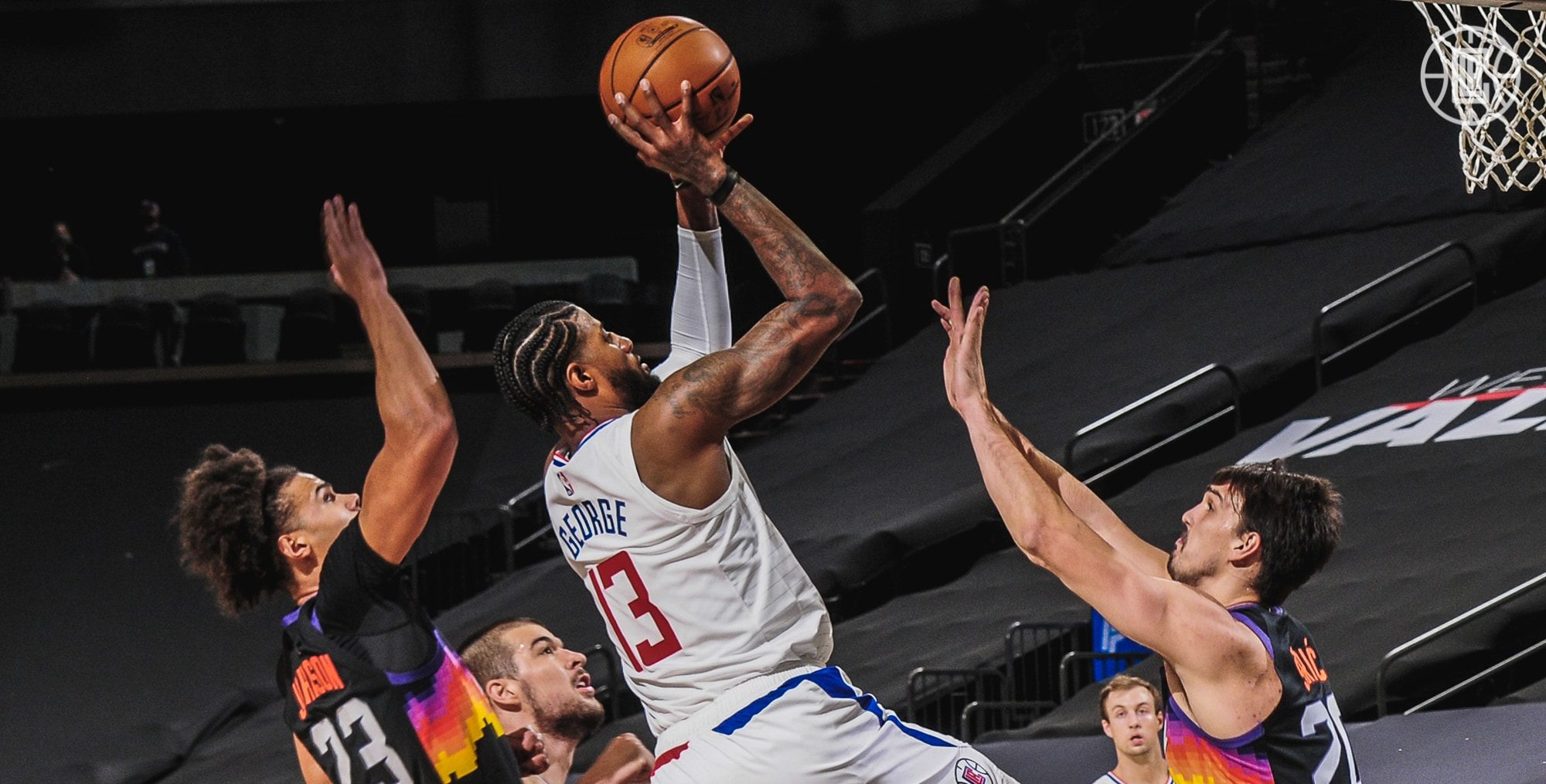 Clippers vs. Suns Game Recap: Suns Win Battle for West Supremacy, 109-101