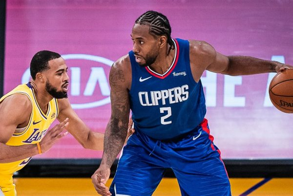 LA Clippers Los Angeles Lakers