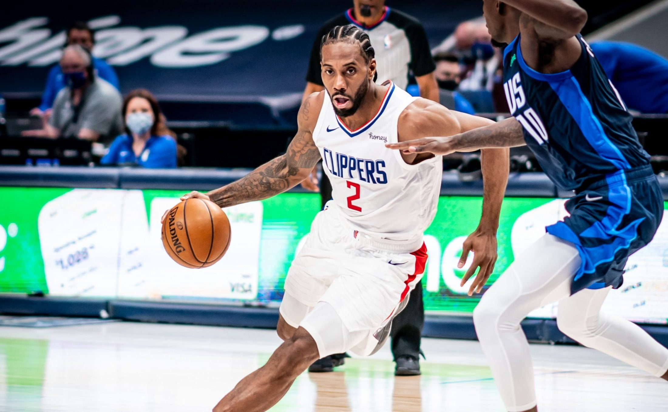 Clippers vs. Mavericks Game 6 Recap: Kawhi Dominates in Clippers' 104-97 Victory