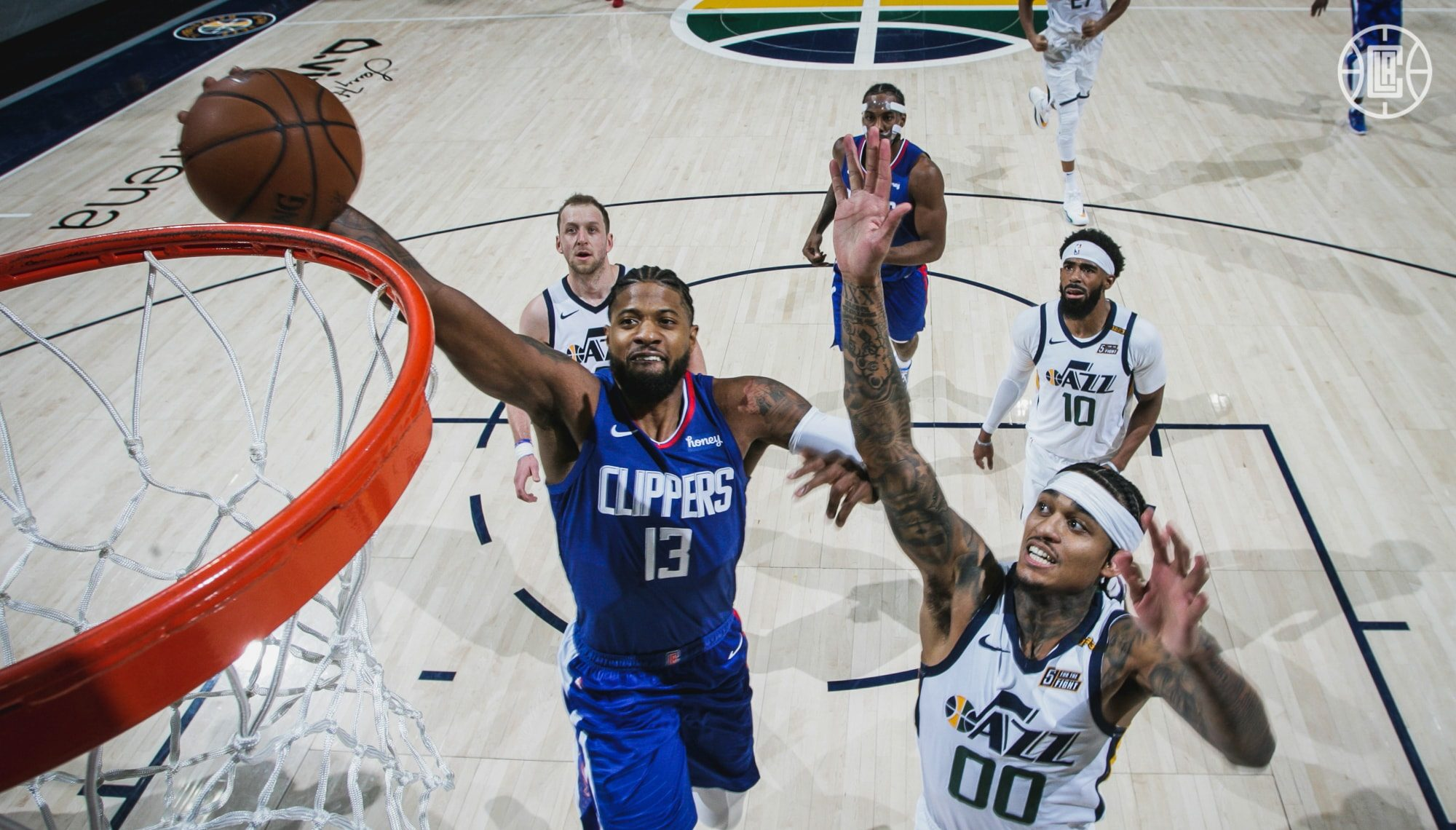 Clippers vs. Jazz: Game 2 Preview