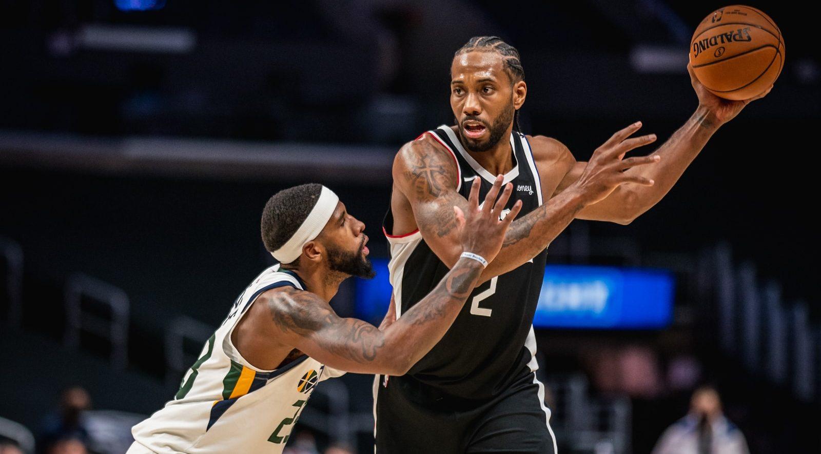 Clippers vs. Jazz Game 1 Recap: Worn Clips Fall Short