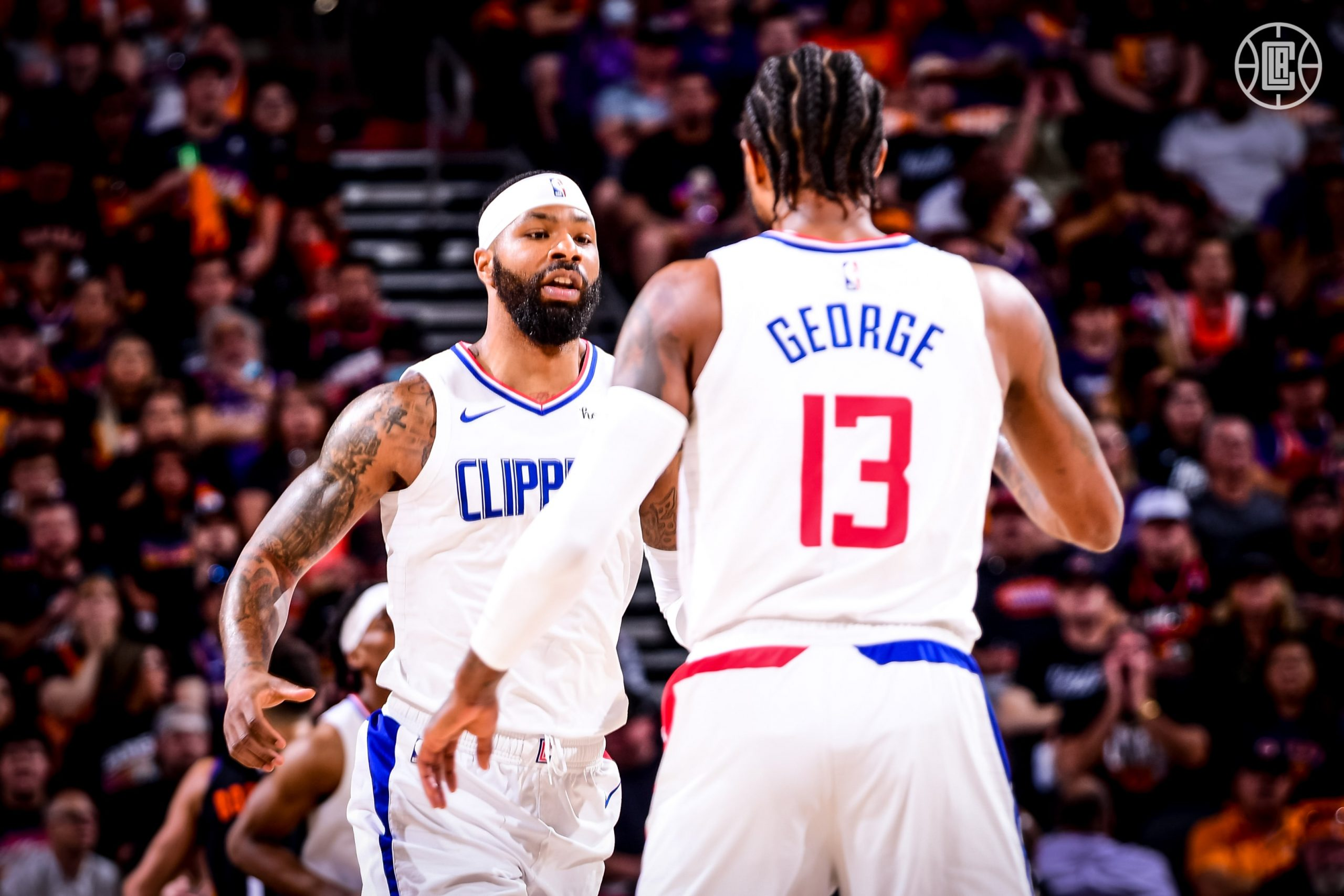 Clippers Silence Suns in Game 5, 116-102