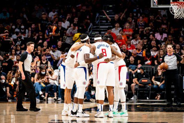 LA Clippers Phoenix Suns