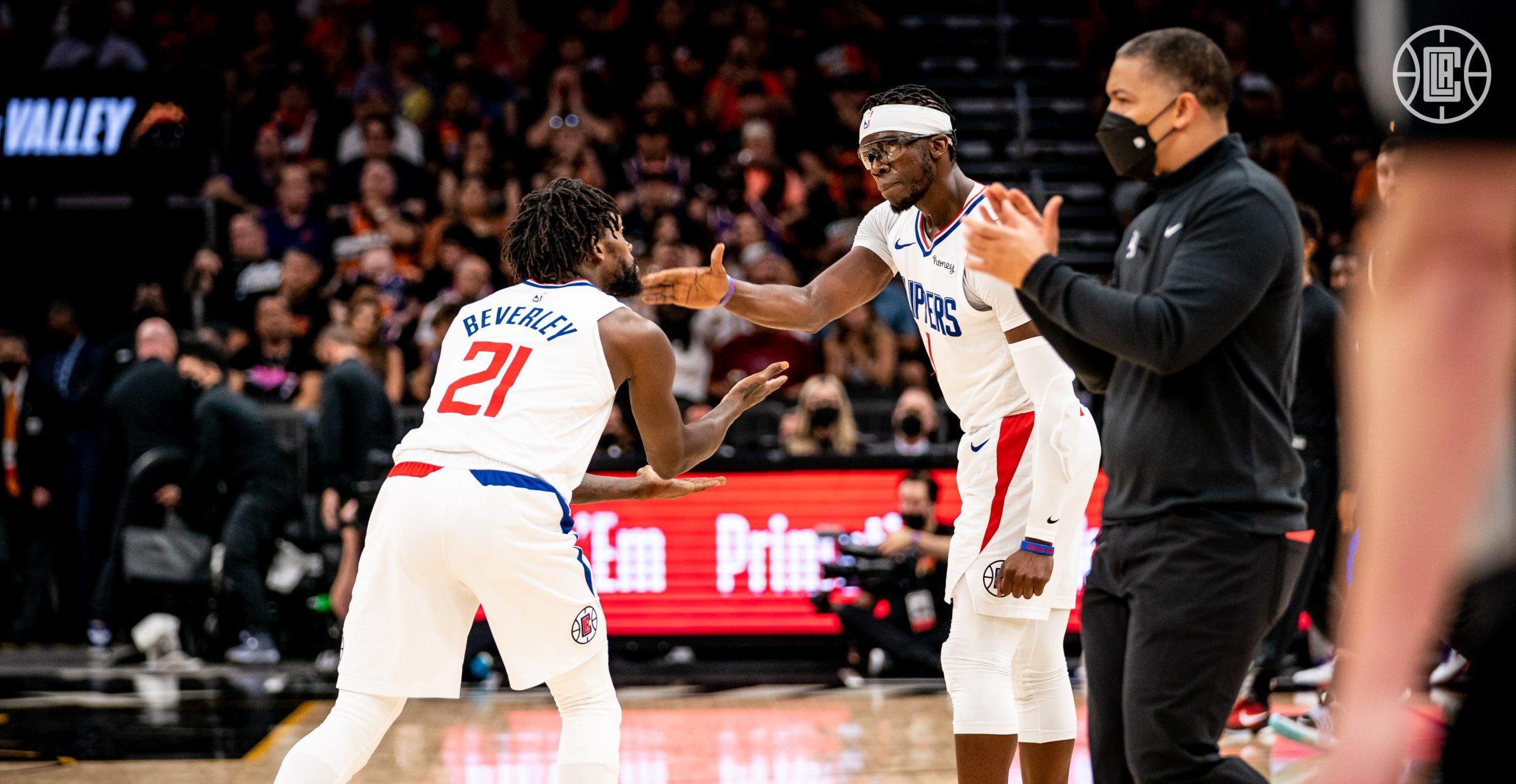 Clippers 2021 Exit Interview: Reggie Jackson