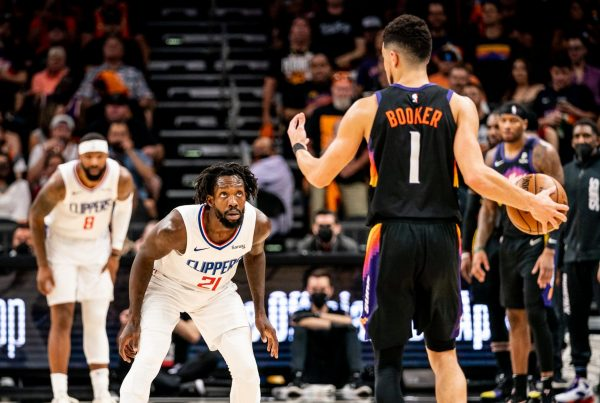 LA Clippers Phoenix Suns Patrick Beverley Devin Booker Western Conference Finals