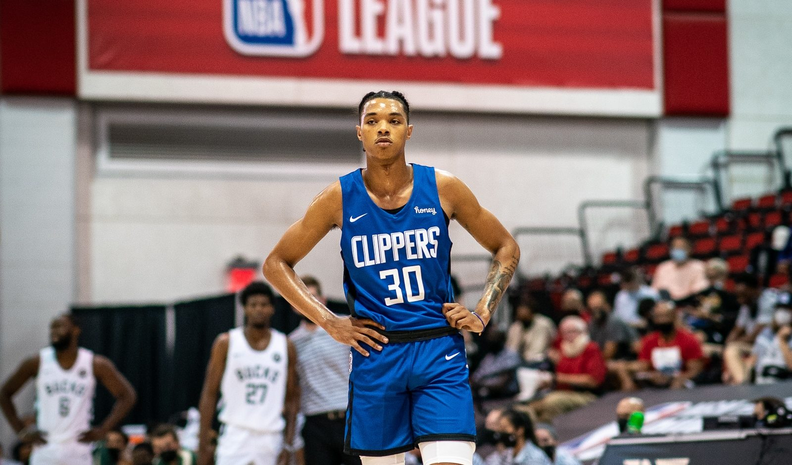 Takeaways from Clippers' 2021 Summer League